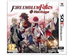 cool NINTENDO GAMES Fire Emblem Fates : Héritage FR 3DS chez Media Markt