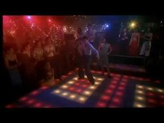 Saturday Night Fever - John Travolta - Bee Gees -- It was just yesterday... sigh...
