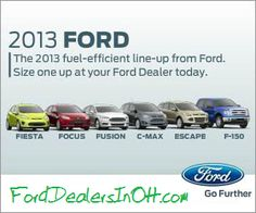 Discover local Ford Dealers in Ohio. Locate FORD DEALERSHIPS in your area of OH.