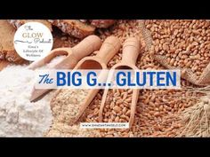 """Health and Mindset Coach and author of Eat Clean, Live Free: A Woman's Guide to Health, Beauty, And Youthful Energy, Gina Santangelo talks about """"The Big G... Gluten"""" -- and sheds light on this controversial issue.  In this episode, Gina explains that while gluten isn't necessarily bad, some people are gluten-intolerant, meaning their bodies produce an abnormal immune response when it breaks down gluten from wheat and related grains during digestion."""