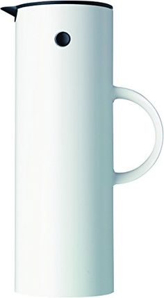 Stelton EM77 Vacuum Jug 338 oz white >>> Be sure to check out this awesome product.