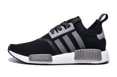 competitive price eff81 ff5b0 Adidas Women Men Originals NMD High Top Sneaker Black Grey Silver Adidas  Nmd, Superstar,