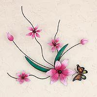"""$50  Butterfly Bouquet  31"""" x 24"""""""
