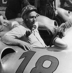 Juan Manuel Fangio: la primera leyenda