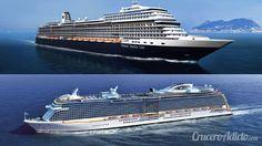 El grupo Carnival Corporation ha firmado el contrato con los astilleros por 2 nuevos barcos para Holland America Line y Princess Cruises. Mas detalles aquí.