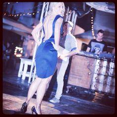 Sfilata Peut-être al molo9cinque 30/08/2014 #peut #peutetre #abito #vestito #dress