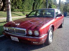 1995 Jaguar   Santa Monica, CA Oncedriven