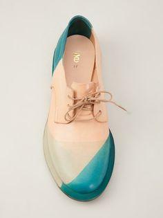 ETS CALLATAY - flat derby shoe 8