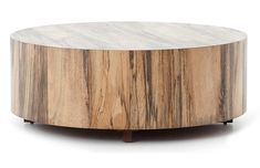 Jasper Coffee Table, Spalted Primavera | One Kings Lane