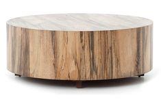 Jasper Coffee Table, Spalted Primavera | One Kings Lane