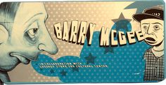 BARRY Barry Mcgee, Character Illustration, Famous Artists, Urban Art, Smurfs, Contemporary Art, Street Art, My Favorite Things, Modern