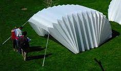 origami tent - Google 搜尋