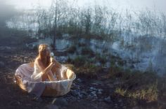 Lady of the Lake shoot - Natascha shot and styled by Vivienne Mok.