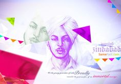 Free Download HD Wallpaper for Bhagat Singh