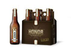Virtous Ales. #beer #packaging #beverage