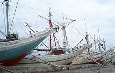 sunda kelapa indonesia boat - Google Search