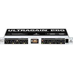 Behringer MIC2200 Ultragain Pro Mikrofon/Line-Vorverst�rker