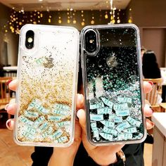 Quicksand Case For iPhone 7 8 X XR Xs Max Dynamic Liquid Hard PC For i – elegantonlinemarket Iphone 8 Plus, Iphone 6, Iphone 8 Cases, Baby Iphone, Phone Covers, Hard Phone Cases, Cute Phone Cases, Designer Iphone Case, Silicone Iphone Cases