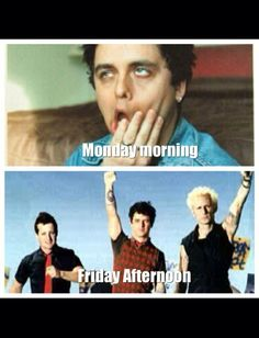Yup and Green Day says it too!