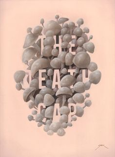 ☆ The Death Cap :¦: Artist Bennett Slater ☆