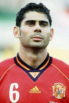 Fernando Hierro Pictures and Photos Spain Football, Stock Pictures, Stock Photos, Football Photos, Editorial News, Royalty Free Photos, Adidas, Image, Spain