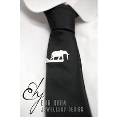 Elephant Tie Clip in Sterling Silver – Big 5 Big 5, Tie Clip, South Africa, Elephant, Sterling Silver, Fire, Stuff To Buy, African, Men