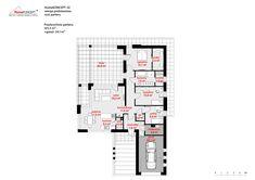Projekt domu HomeKONCEPT-32 | HomeKONCEPT Floor Plans, House Design, Home Decor, Houses, Decoration Home, Room Decor, Architecture Design, Home Interior Design, House Plans