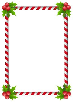 candy cane clip art borders google search christmas clip art rh pinterest com
