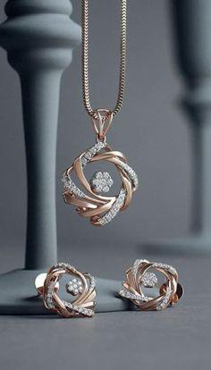 Jewelry Design Earrings, Gold Earrings Designs, Gold Jewellery Design, Necklace Designs, Pendant Jewelry, Jhumka Designs, Hoop Earrings, Fancy Earrings, Ruby Earrings