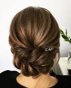 The Most Beautiful Hairstyles Gorgeous Bridal Head and Bun Hairstyles - Bridal Hair – Wedding hairstyles – Evening hairstyles – Top models - Evening Hairstyles, Up Hairstyles, Hairstyle Ideas, Beautiful Hairstyles, Layered Hairstyles, Formal Hairstyles, Teenage Hairstyles, Hairstyle Tutorials, Elegant Hairstyles