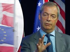 NIGEL FARAGE has warned there will be a major break up of the EU – predicting Denmark, the Netherlands and Sweden are all heading for…