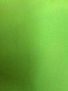 A True Spring green drape.