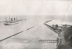 Entrance to Durban Harbour. West Africa, South Africa, I Am An African, Kwazulu Natal, Back In The Day, Good Old, East Coast, Old Photos, Entrance