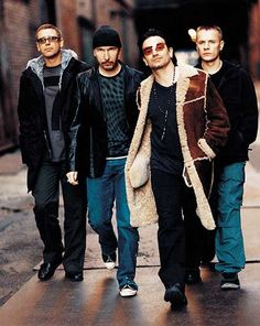 I ❤ U2