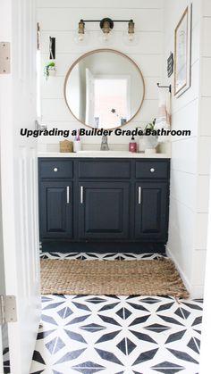 Bad Inspiration, Bathroom Inspiration, Bathroom Inspo, Bathroom Interior Design, Home Interior, New Bathroom Designs, Interior Architecture, Master Bath Remodel, Remodel Bathroom