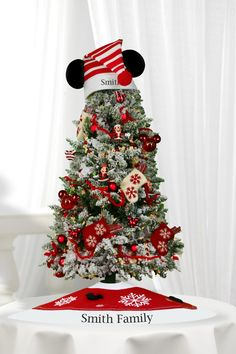 I love the stuff Disney will do for you at Christmas! They will bring a tree to your room and decorate it!!! That is unfortunately out of our budget, but I *am* planning on bringing our own tiny table top tree to decorate!