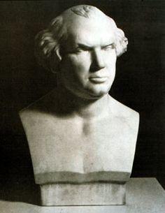 Eugene Warburg, John Young Mason, marble, c. 1860