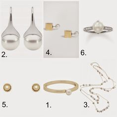Sweet Little Pretties: Trend Alert - Pearl Accessories