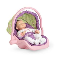 American GirlR Accessories Bittys Travel Seat