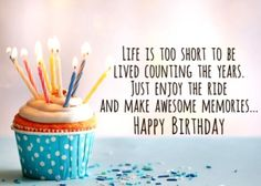 Quotes and pictures for birthday : Birthday wishes and messages