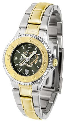 Army Black Knights Womens Competitor Two Tone Anochrome Watch