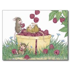 "House-Mouse Designs® Postcard - This product was recently purchased off from our ""House-Mouse Designs® Boutique Shop on Zazzle"". Click on the image for more information.d"