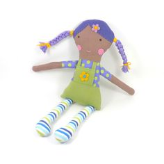 http://www.thechirpingmoms.com, Holiday Gift Ideas:  Cleo and Poppy handmade dolls