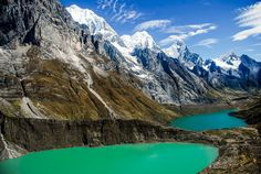 Peru's Cordillera Huayhuash rates as arguably the most secretive of our featured South America's secret wonders, a place very few people know exists.