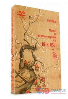 Manual de depanare-reparare prin REIKI USUI Reiki, Cover, Books, Livros, Slipcovers, Book, Libros, Blankets, Book Illustrations