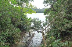 Punta Uva tidal gorge  Puerto Viejo, Costa Rica #beach #waves