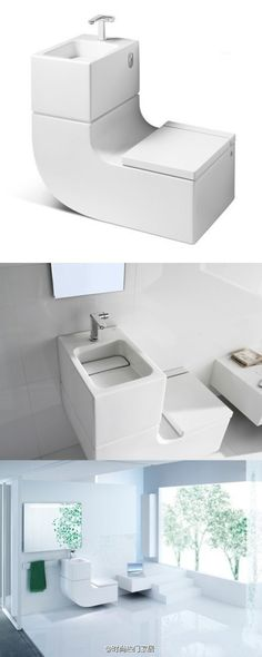 another sink/toilet combo