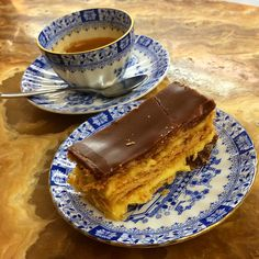 #Francesina, one of the greatest desserts ever made. This is the name under which this pastry is known in #Venice, #Italy