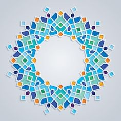 Islamic Art Pattern, Arabic Pattern, Pattern Art, Pattern Design, Motif Design, Pattern Ideas, Background Design Vector, Background Patterns, Card Patterns