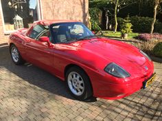 My Fiat Barchetta with hardtop Cars And Motorcycles, Convertible, Automobile, Vehicles, Sports, Cars, Cars Motorcycles, Car, Hs Sports